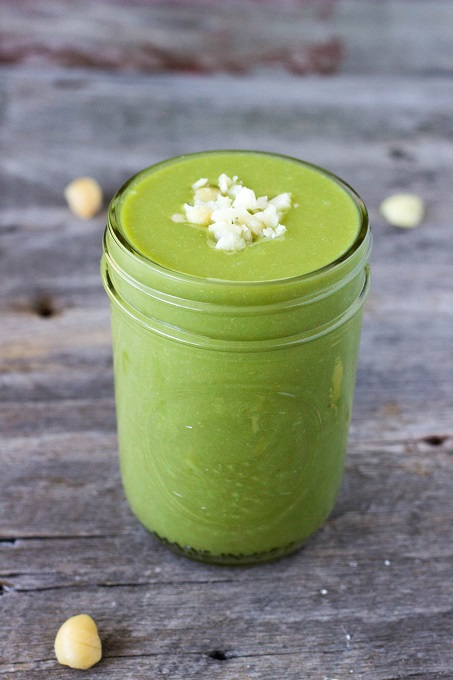 Matcha Macadamia Nut Butter - Eat Thrive Glow