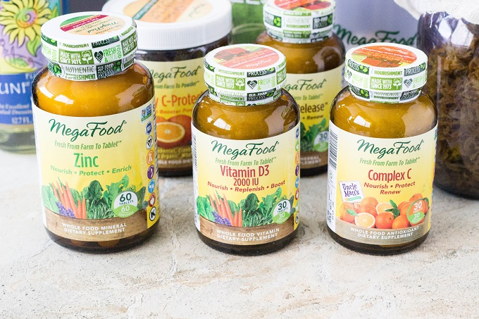 MegaFood Vitamins Review - Eat Thrive Glow