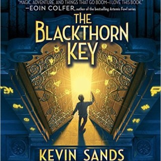 The Blackthorn Key Book Review - Eat Thrive Glow