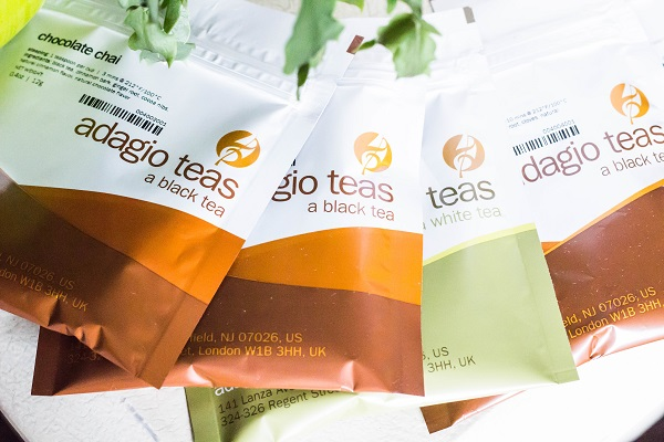 Adagio Tea Review - Eat Thrive Glow